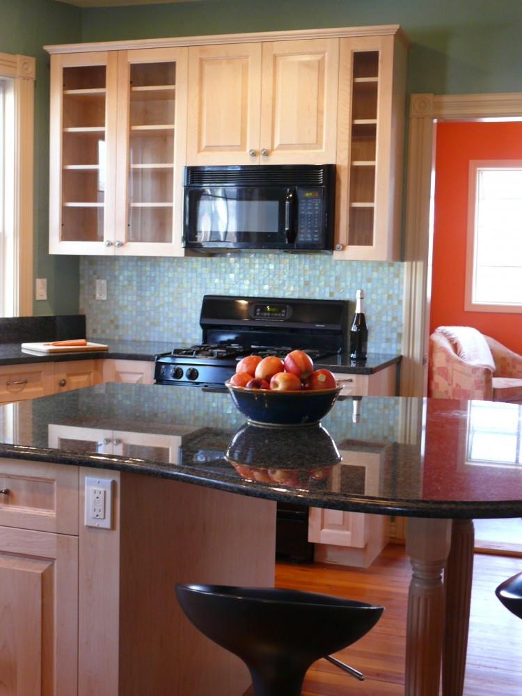 Photo By Sustainable Construction. Sustainable Construction Services: Kitchen Remodel In Dedham MA