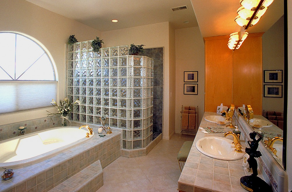 Photo By Preferred Remodelers. Bathroom Remodel