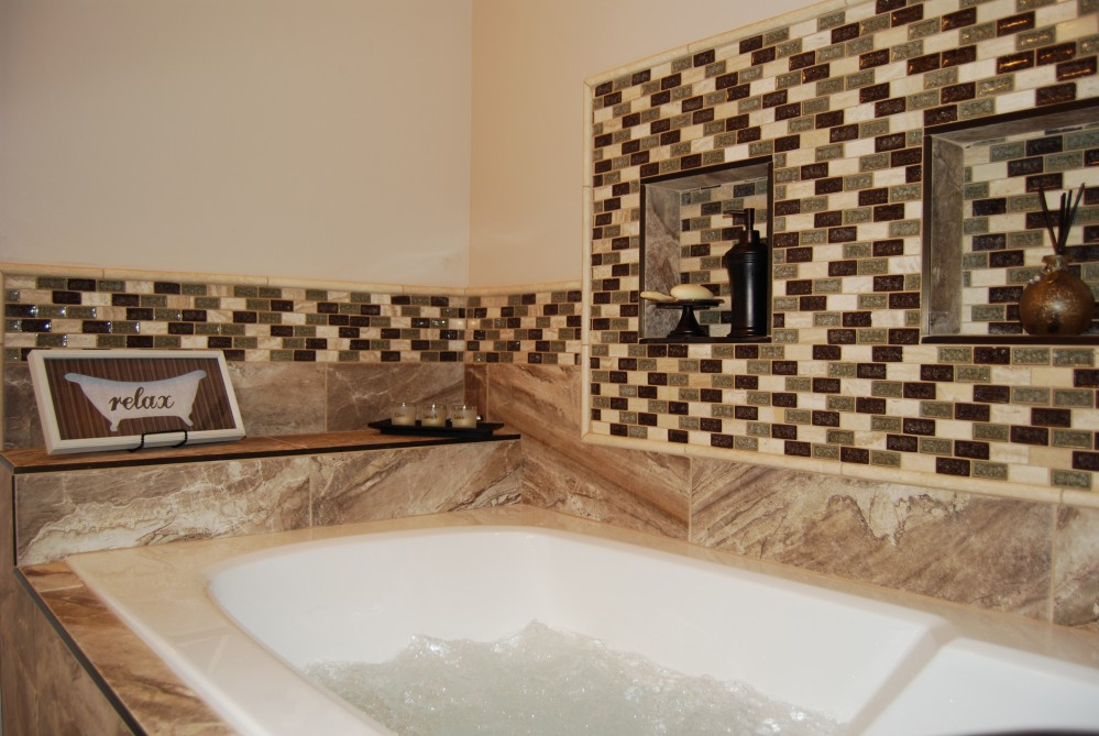 Photo By DreamMaker Of Ogden. Bountiful Bathroom Remodel