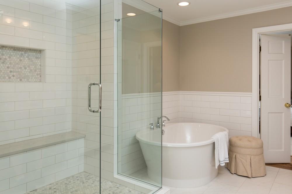 Photo By Schloegel Design Remodel. Bathroom Remodels