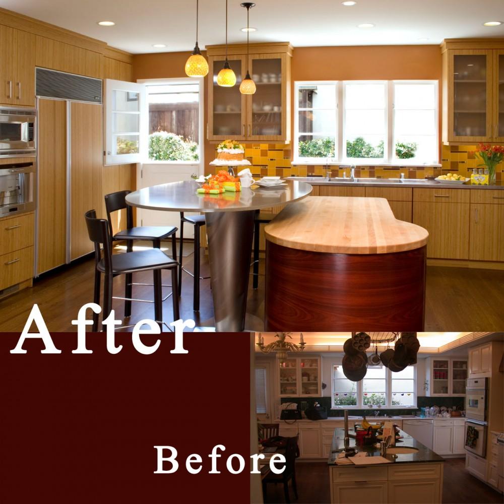 Photo By Custom Kitchens, Inc.. Kitchen Remodel