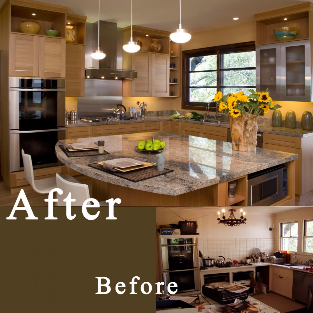 Photo By Custom Kitchens, Inc.. Kitchen Remodel
