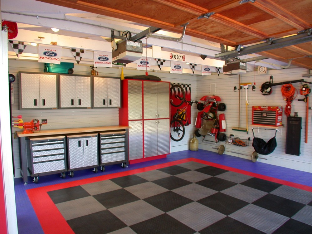 Photo By Custom Kitchens, Inc.. Garage Remodel