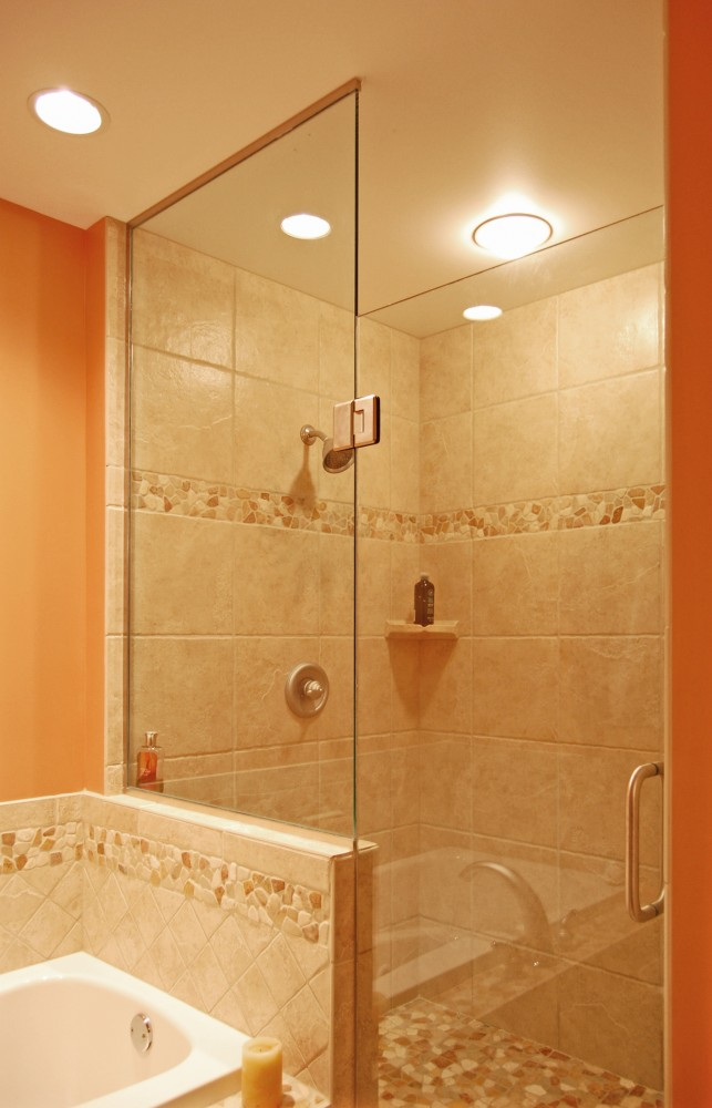 Photo By Klassen Remodeling & Design. Germantown Bath Remodel