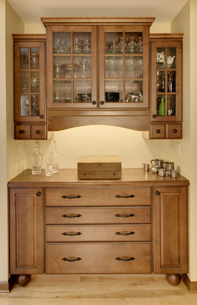 Photo By Klassen Remodeling & Design. Waukesha Kitchen Remodel