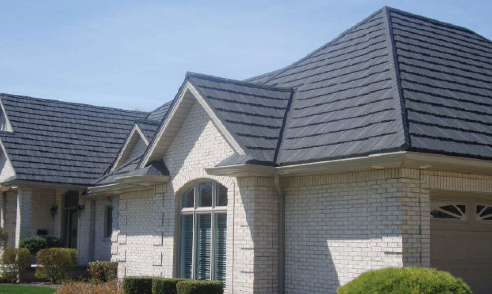 Photo By Erie Construction Midwest Inc. Erie Metal Roofing