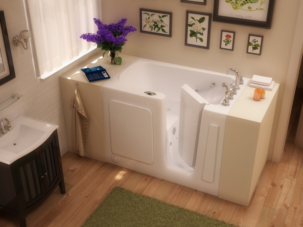 Photo By Erie Construction Midwest Inc. Erie Walk In Bathtub