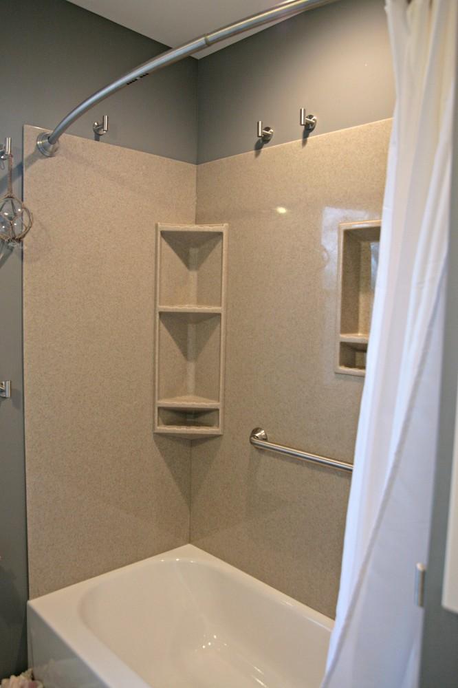 Photo By DreamMaker Bath & Kitchen Springfield.