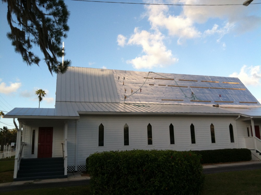Photo By Done Rite Roofing. Metal Roof