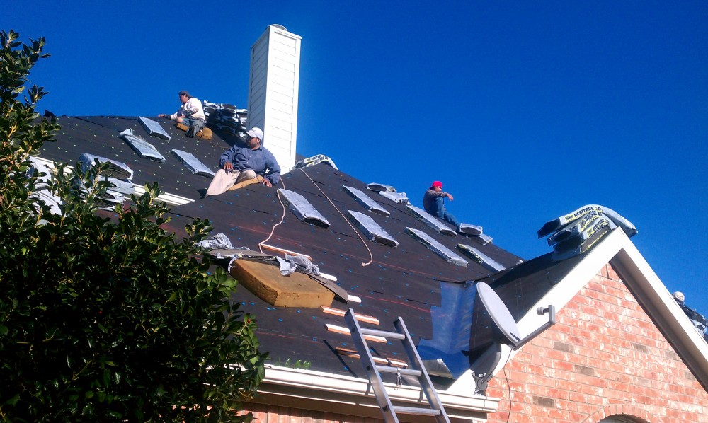 Photo By Coxco Roofing.