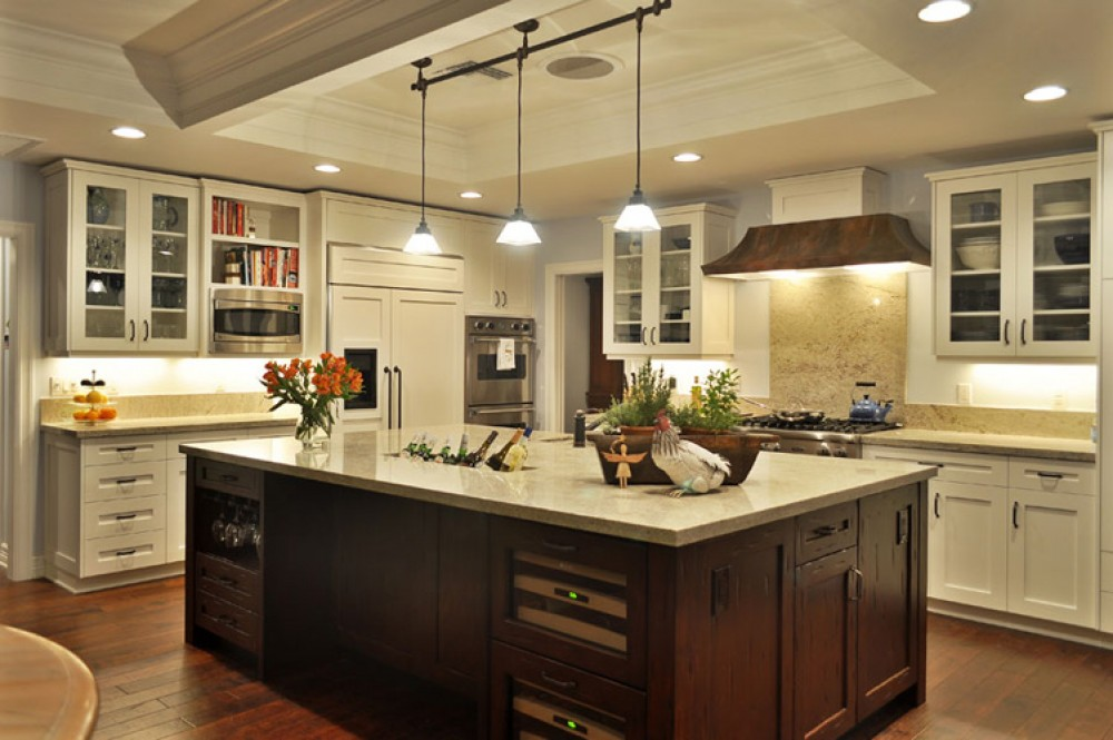 Photo By Pankow Construction, Inc.. Arcadia Kitchen Remodel