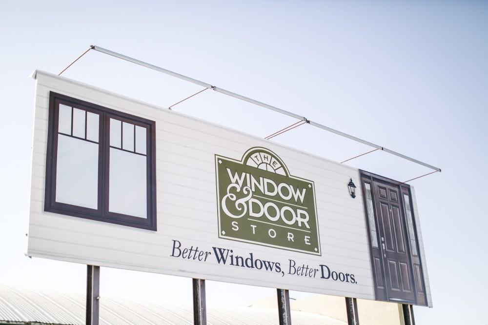Photo By The Window & Door Store.