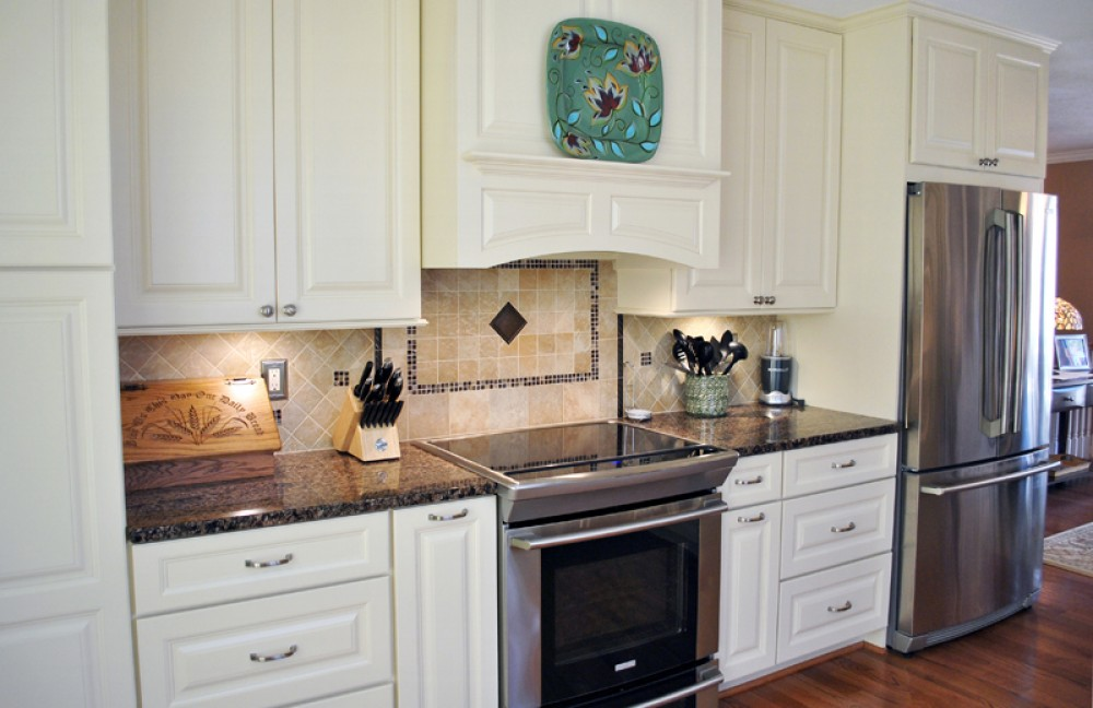 Photo By Lensis Builders Inc. Kitchen Remodel In Nokesville, VA