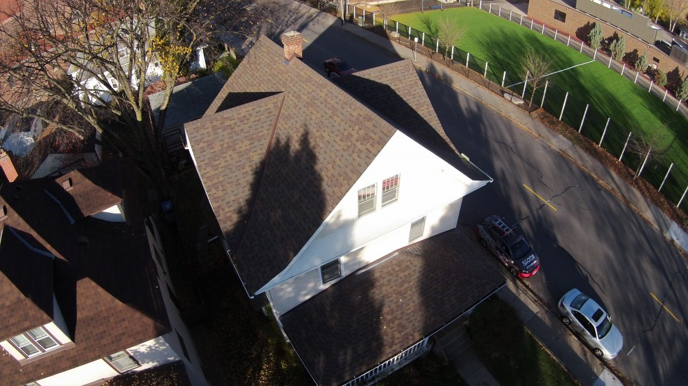 """Photo By Storm Group Roofing, LLC. Roof Installation, Owens Corning """"Duration"""" """"Teak"""", Minneapolis, Minnesota"""