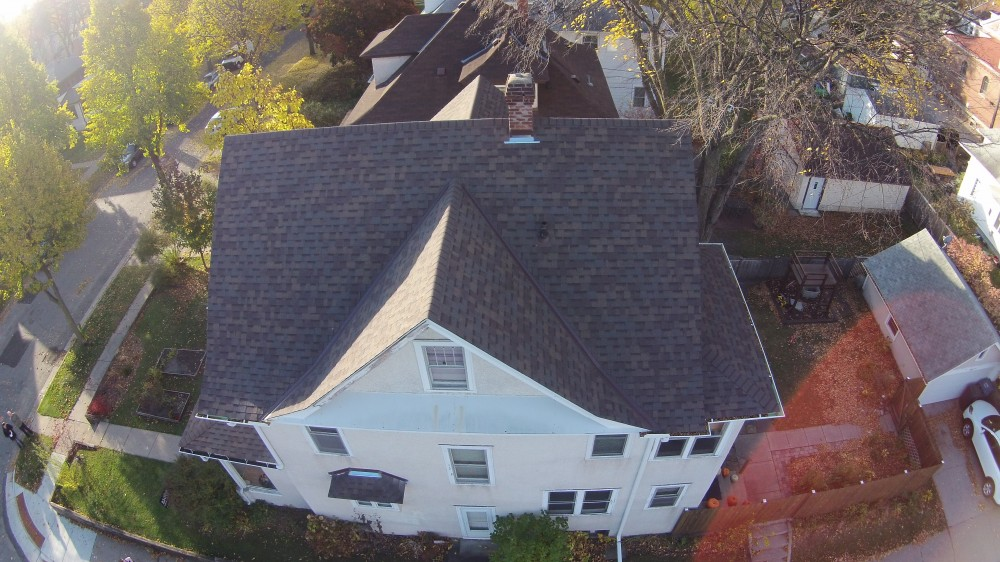 "Photo By Storm Group Roofing, LLC. Roof Installation, Owens Corning ""Duration"" ""Teak"", Minneapolis, Minnesota"