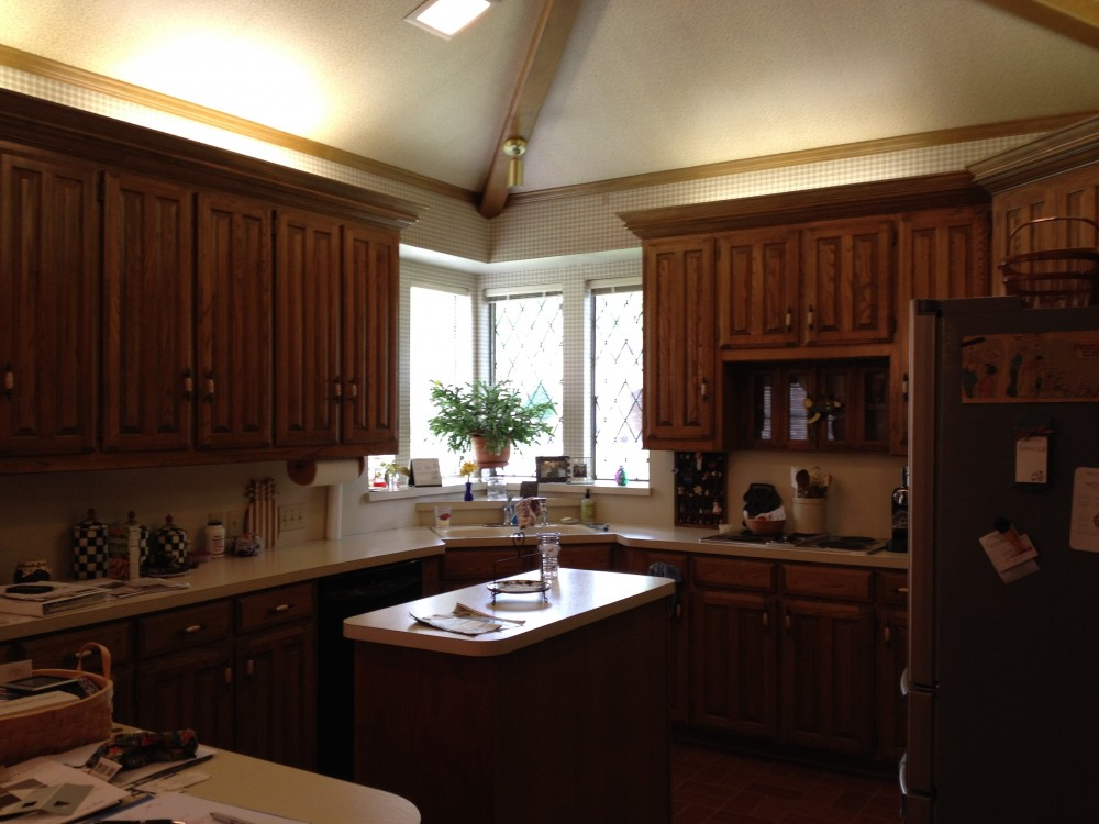 Photo By Hatfield Builders & Remodelers. Kitchen Remodel