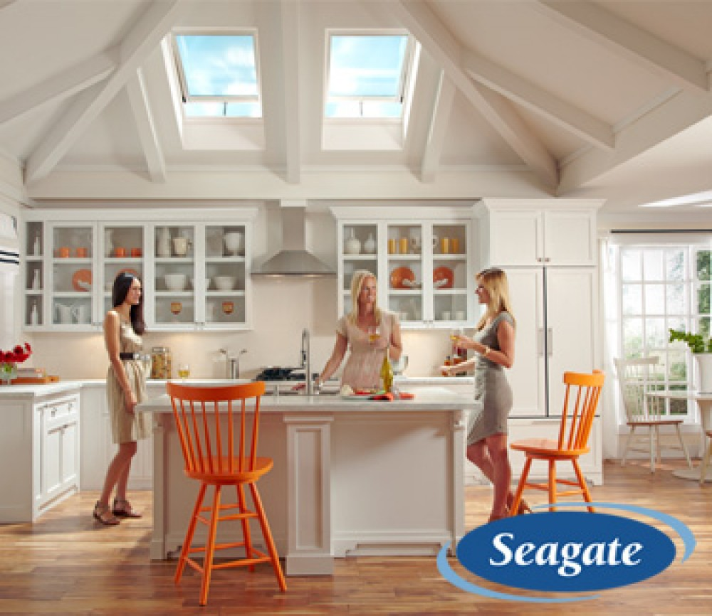 Photo By Seagate Roofing & Foundation Services. Seagate Roofing
