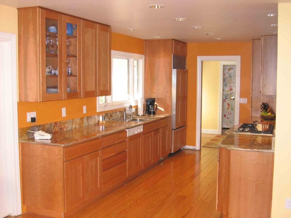 Photo By The Kitchen Crafter. Galley Kitchen