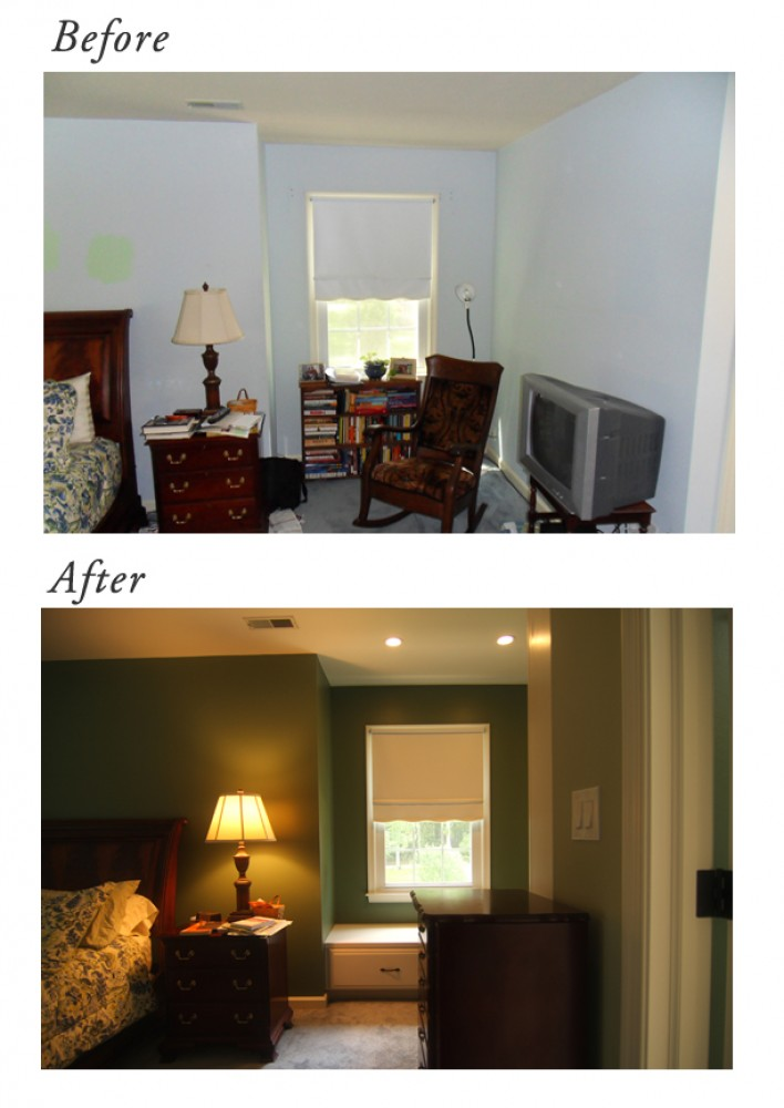 Photo By Criner Remodeling. Before & After Bathroom Make-Over