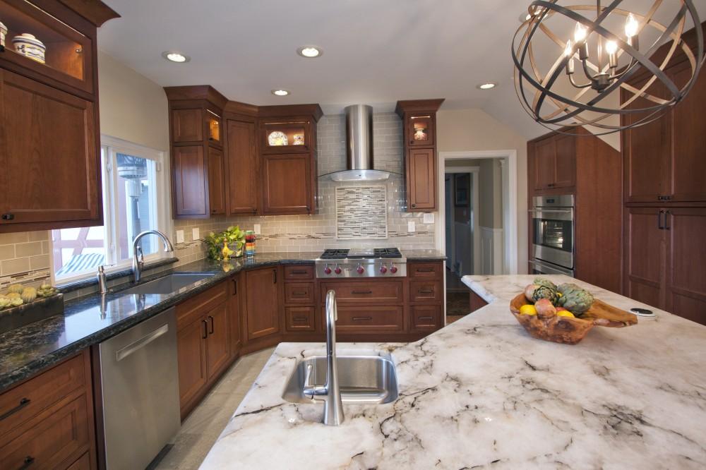 Photo By DreamMaker Bay Area. Kitchen