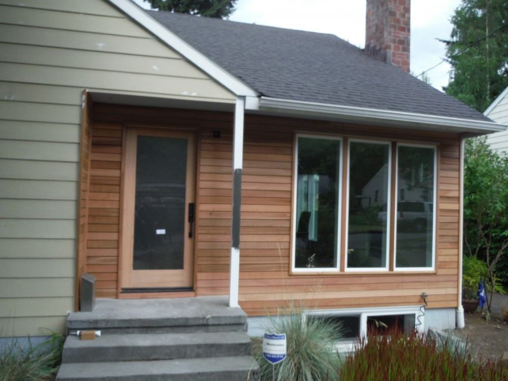 Photo By Coddington Construction Inc.. Before And After