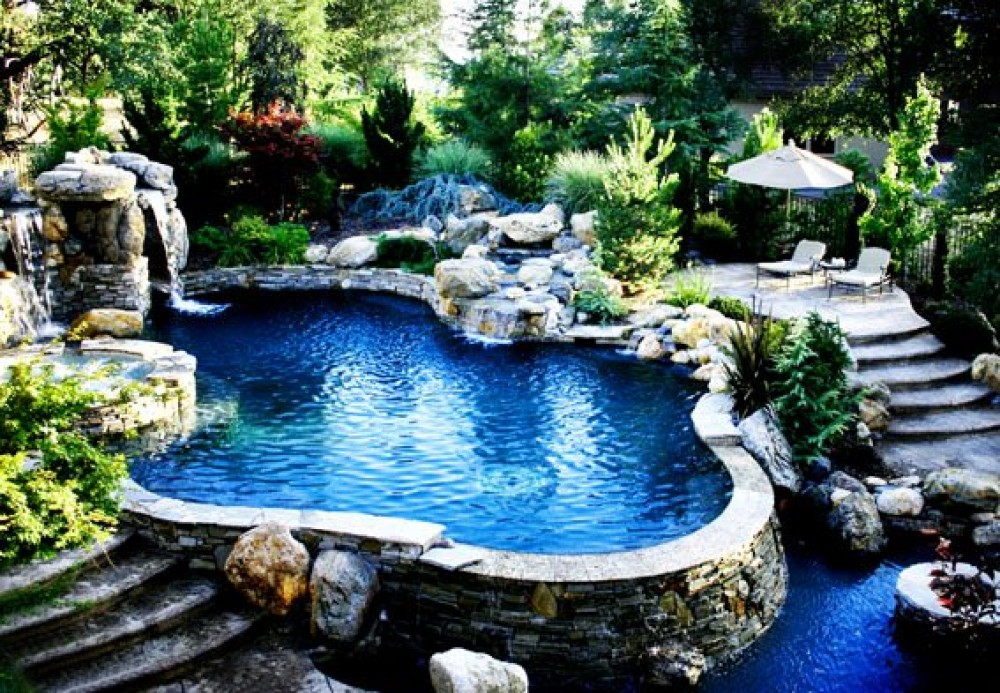 Photo By Premier Pools & Spas Of Fresno. PMPS Of F