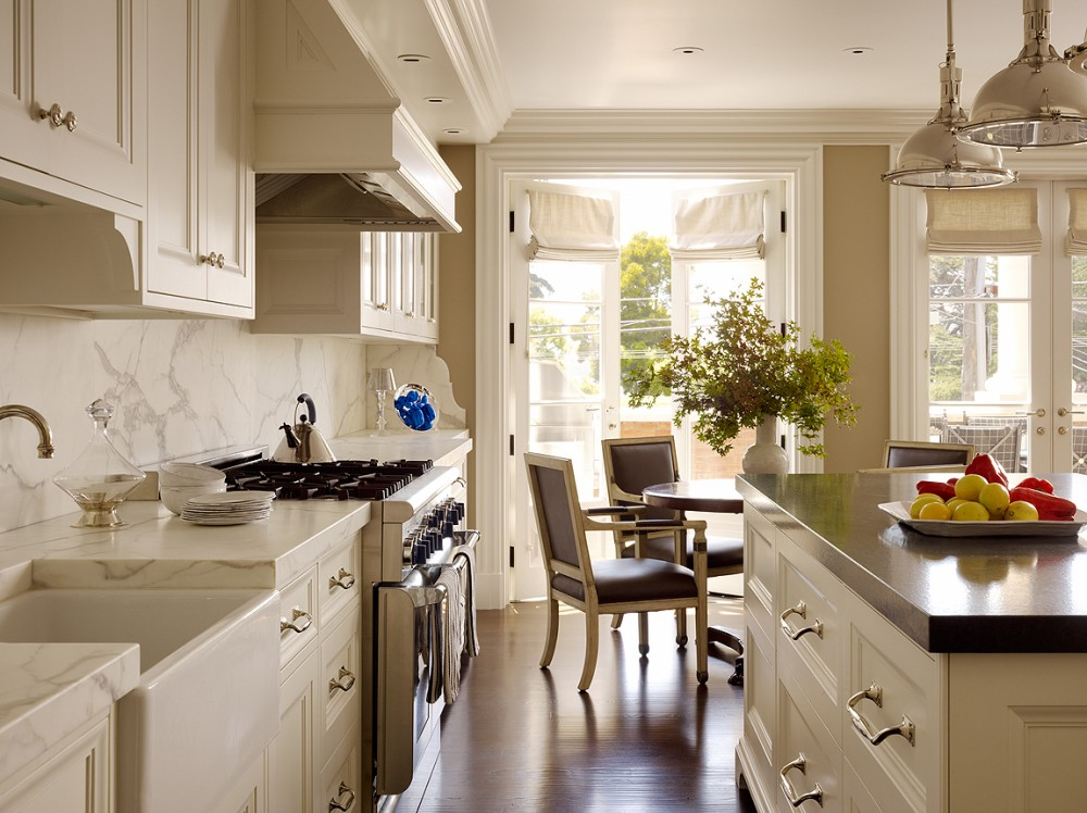 Photo By Ross Painting. Pacific Heights Interior
