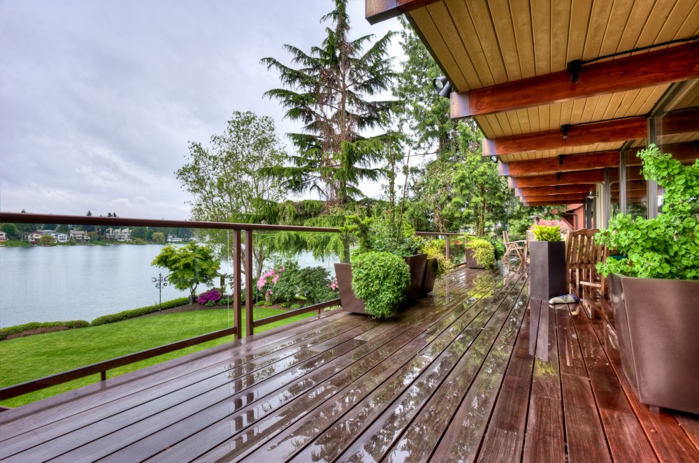 Photo By Powell Homes & Renovations. Deck Renovation