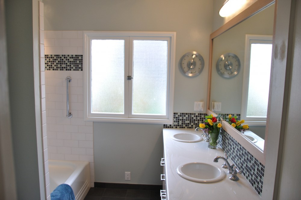 Photo By HDR Remodeling. Bathroom Remodel
