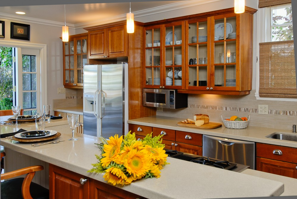 Photo By HDR Remodeling. Kitchen Remodel