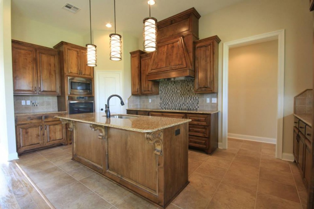 Photo By Manuel Builders. Customized Cantrell Floor Plan