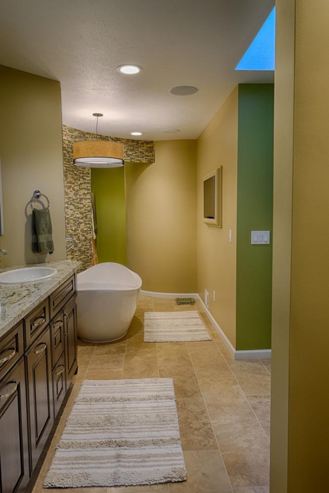 Photo By Pennings & Sons. Bathroom Remodel