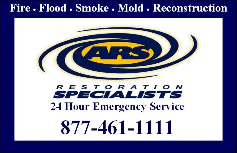 Photo By ARS Restoration Specialists. Always Ready To Serve