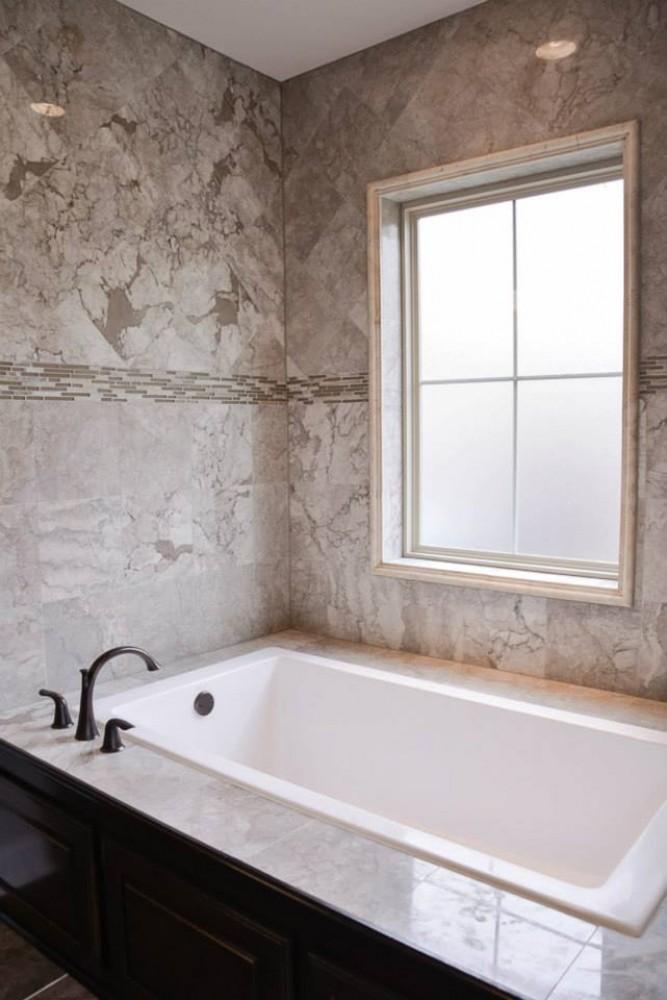 Photo By Manuel Builders. Customized Audubon Floor Plan