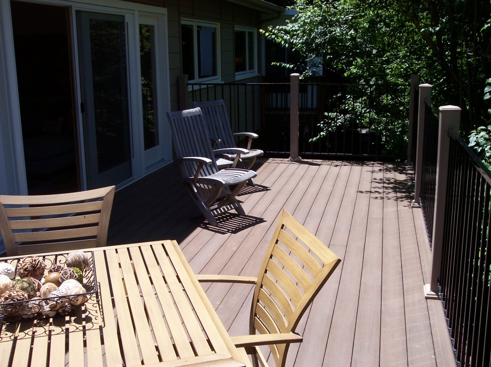 Photo By HDR Remodeling. Deck Remodel