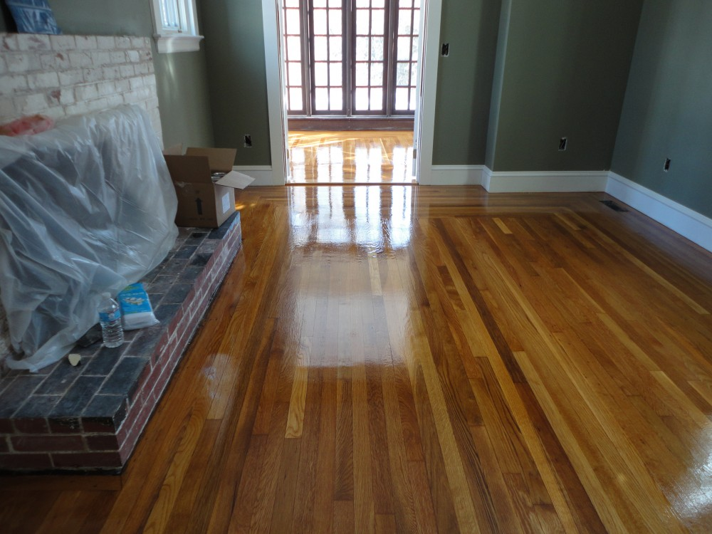Photo By Future Floor Surfacing, Hardwood Flooring. Home Renovation 3