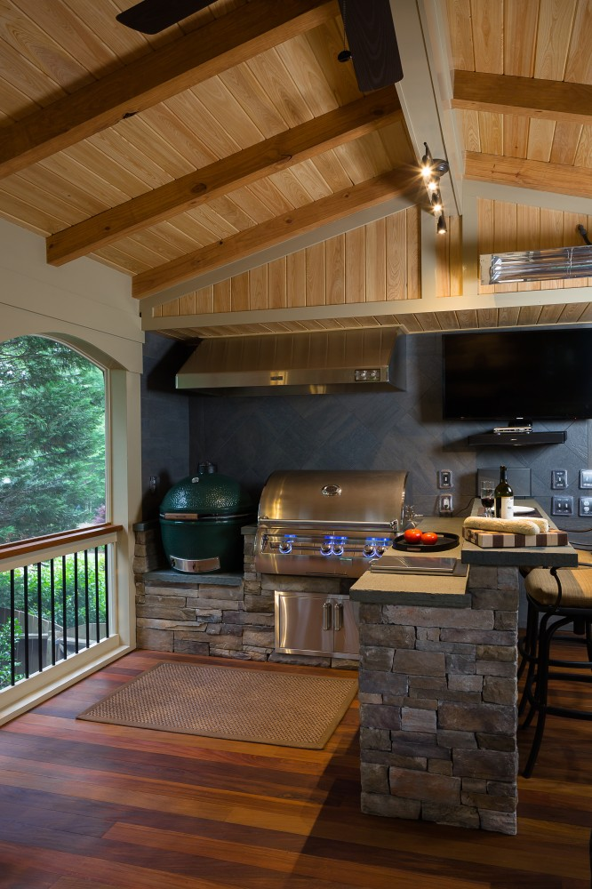Photo By MOSAIC Group [Architects And Remodelers]. Porches
