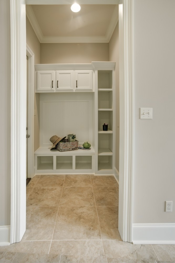 Photo By Manuel Builders. Customized Constantine Floor Plan - Parade Home