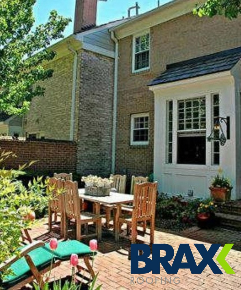 Photo By BRAX Roofing. Window Replacement