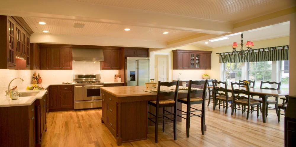Photo By ADR Builders, Ltd.. Ruxton Kitchen
