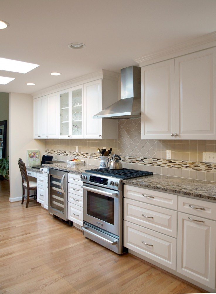 Photo By ADR Builders, Ltd.. Towson Kitchen