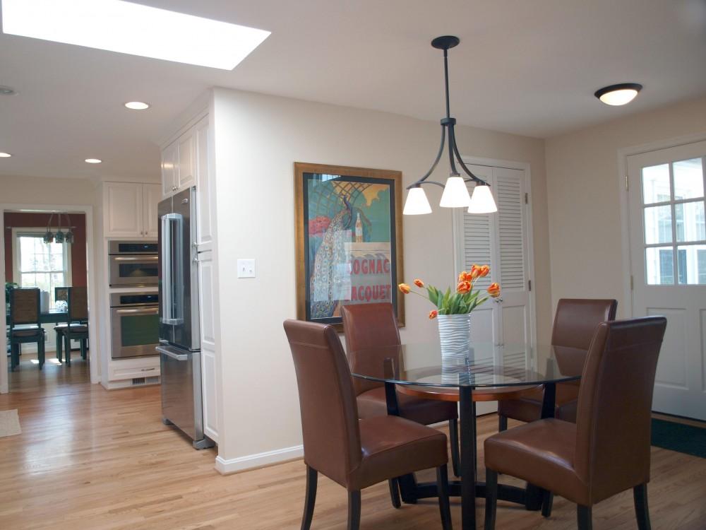 Photo By ADR Builders, Ltd.. Towson Kitchen