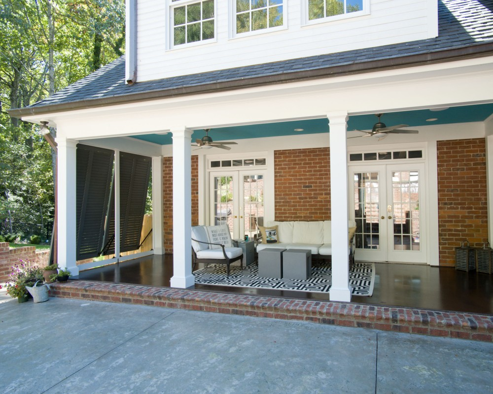 Photo By Glaze Design/Build. Outdoor Living, Additions & Exteriors