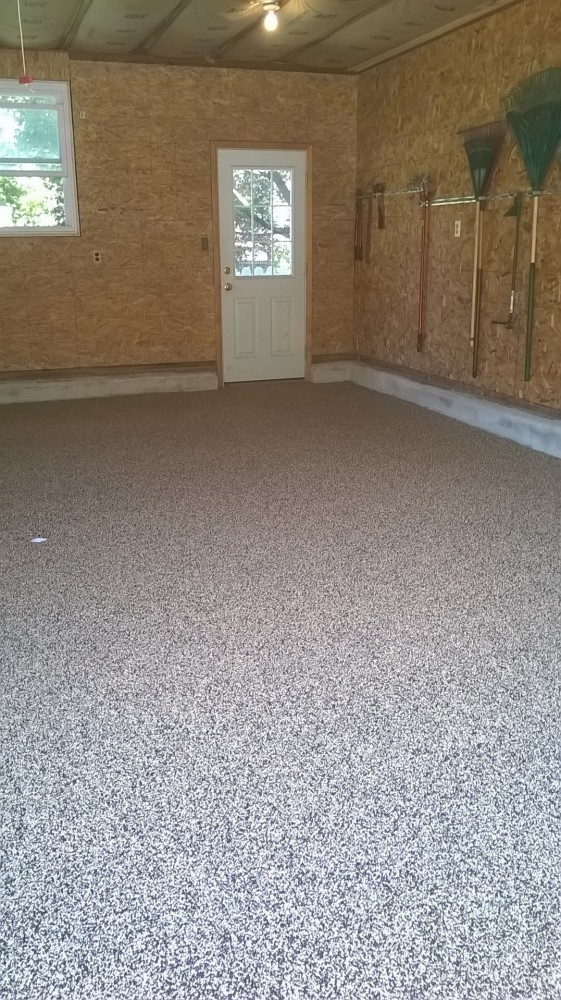 Photo By Csm Finishing. Sierra Stone And Rubber Stone