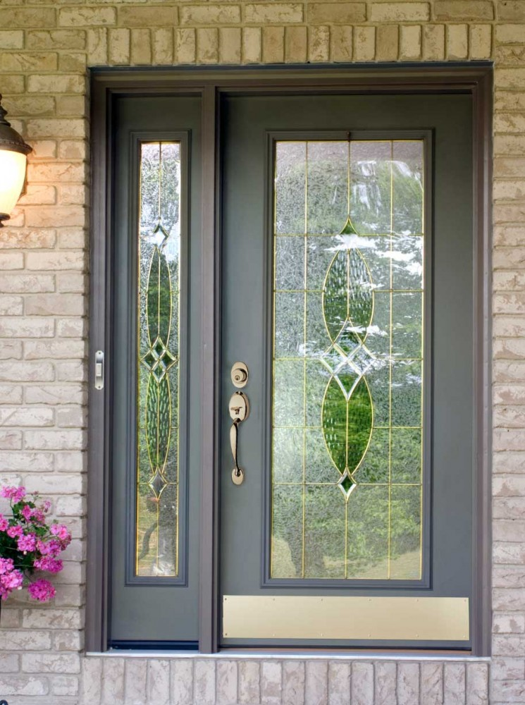 Photo By Long Roofing. Replacement Doors - Long Doors