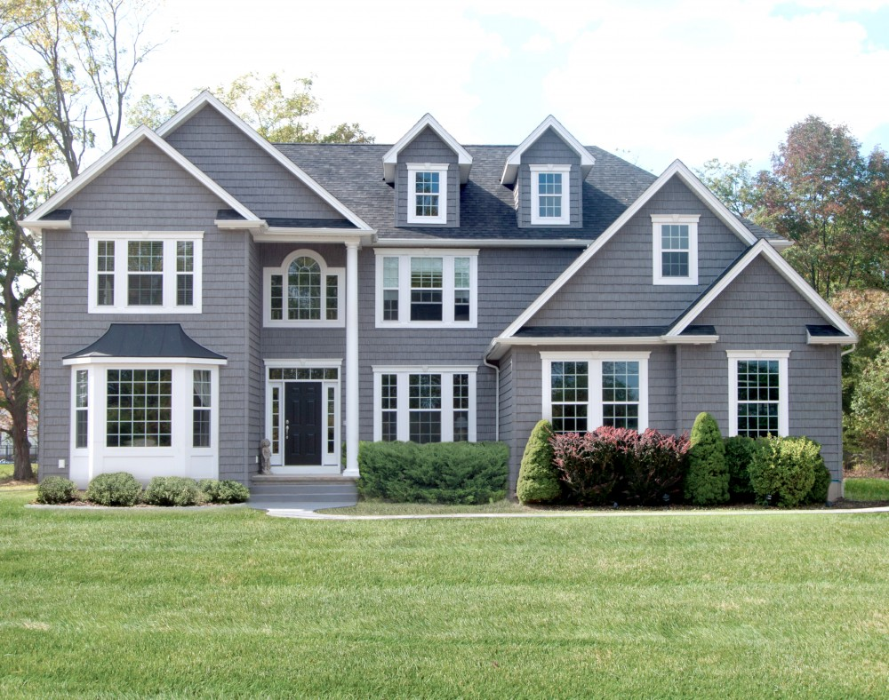 Photo By Long Roofing. Vinyl Siding - Long Siding