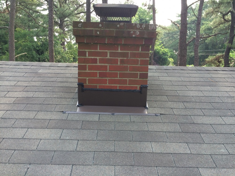 Photo By BRAX Roofing. Roof Replacement
