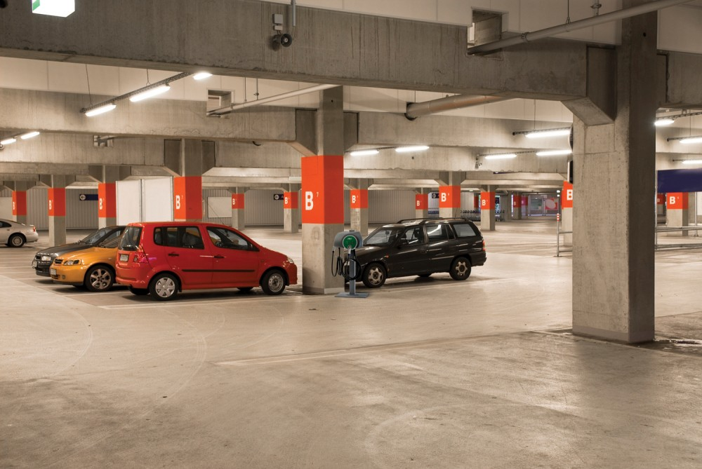 Photo By Webasto Charging Systems. EVSE-RS Home & Commercial EV Charging Stations