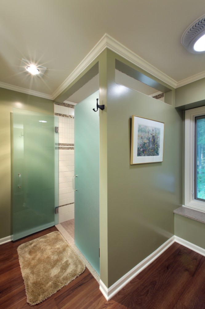Photo By Morris Builders, Inc.. Bathroom Remodel