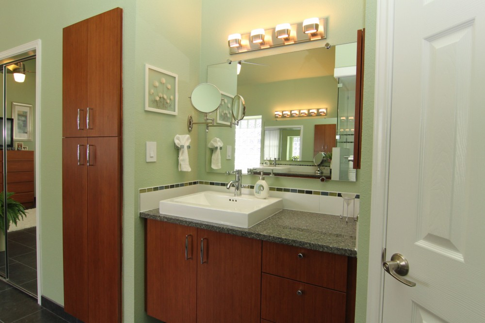 Photo By On Time Baths + Kitchens. Avery Ranch